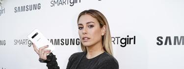Blanca Suárez, Sandra Barneda, Gemma Mengual y Nathy Peluso presentan la campaña  Somos Smart  Girl de Samsung con looks de lo más variado