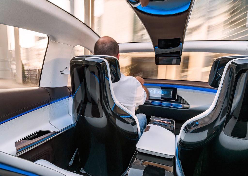 Foto de Mercedes-Benz Generation EQ Concept (7/11)
