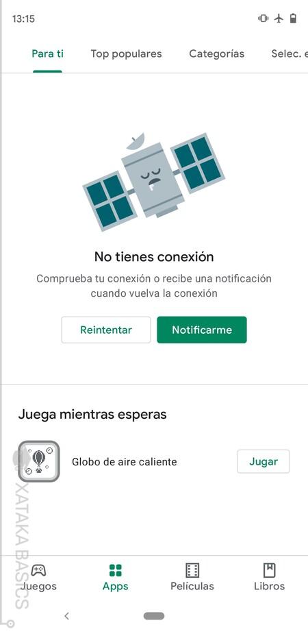 Sin Conexion
