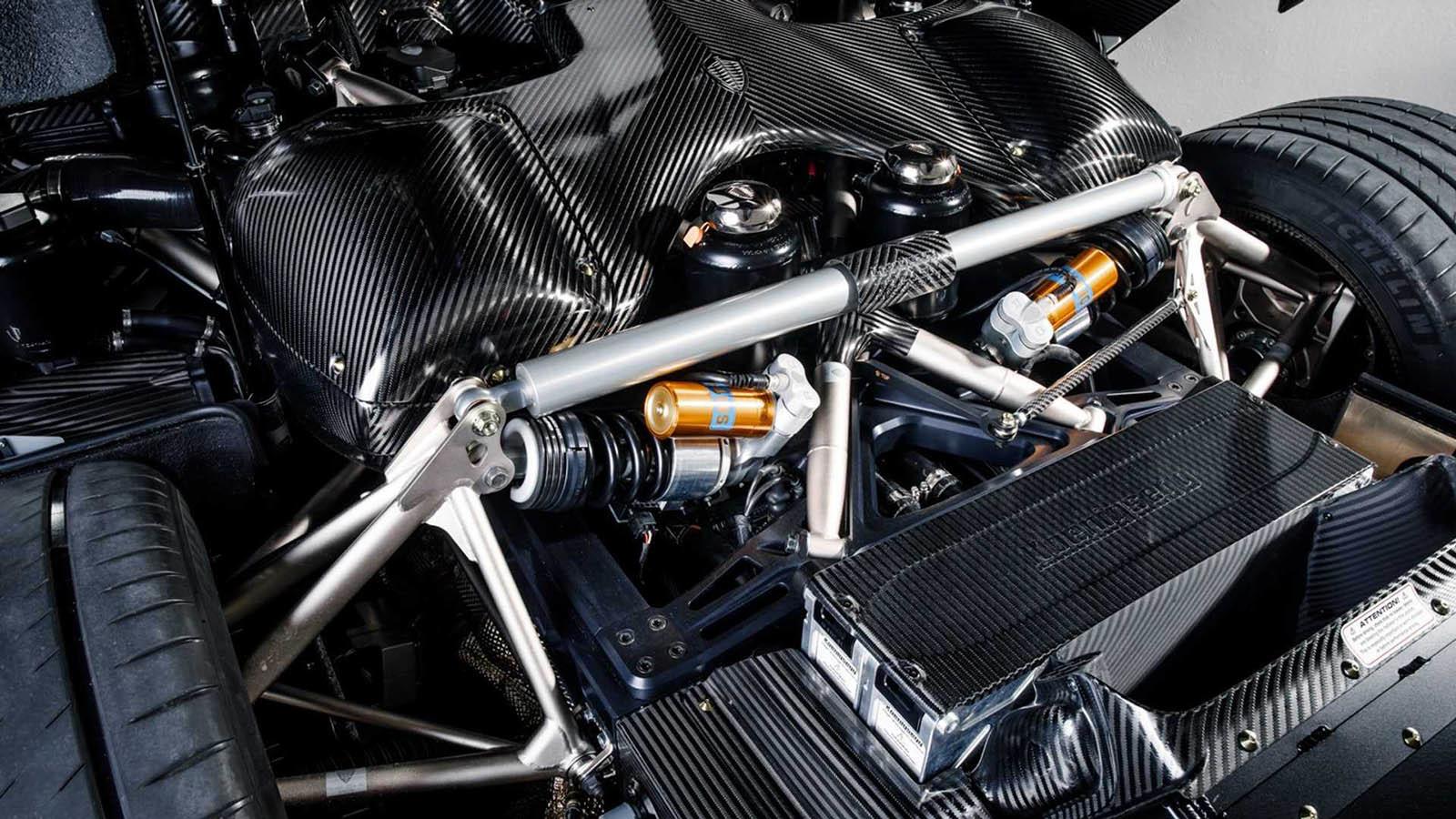 Foto de Koenigsegg Regera Naked Carbon (2/14)