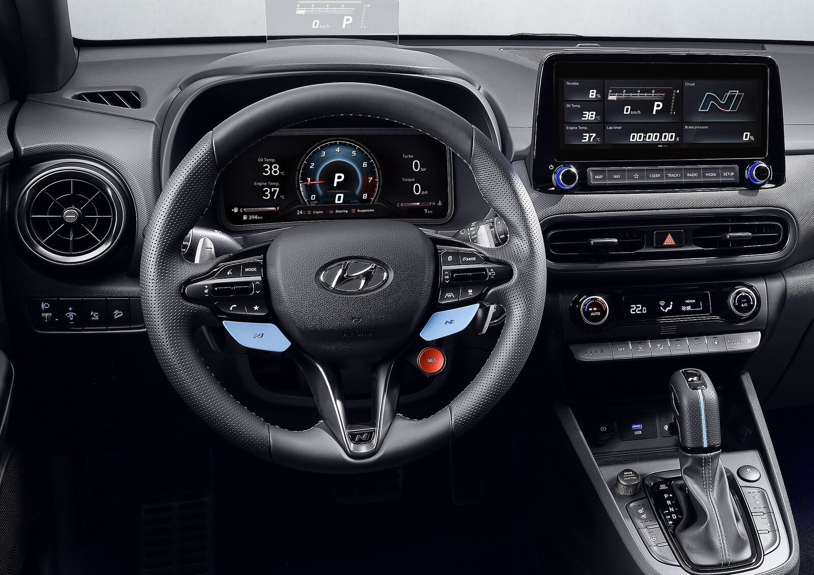 Foto de Hyundai Kona N (11/15)