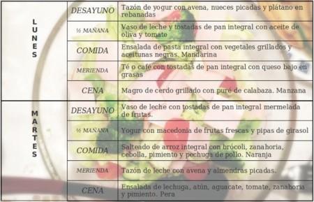 Tu dieta semanal con Vitónica (CXXII): para incrementar el colesterol bueno