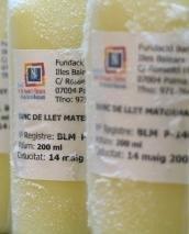 Más bancos de leche materna para España