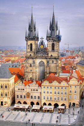 Praga: un regalo para los ojos