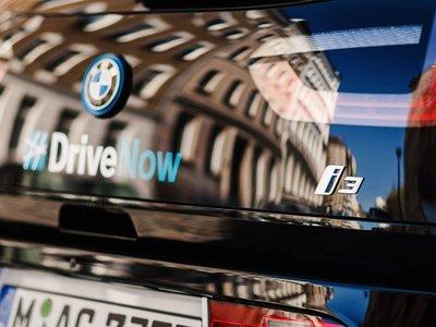 DriveNow, el 'carsharing' de BMW, es ahora una empresa rentable