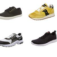 Ofertas en tallas sueltas de zapatillas para mujer: marcas como Puma, Saucony, Timberland o Asics por menos de 30 euros en Amazon