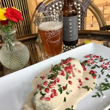 6 maridajes de cervezas artesanales con antojitos mexicanos para dar el Grito