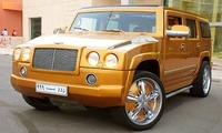 Hummer H2 Bentley Edition