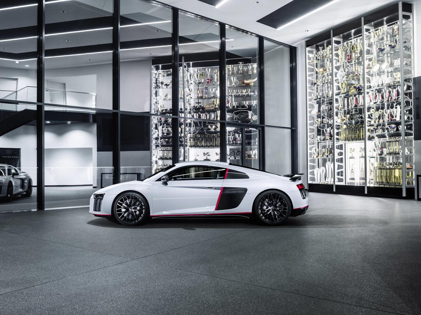 """Foto de Audi R8 Coupé V10 plus """"selection 24h"""" (1/5)"""