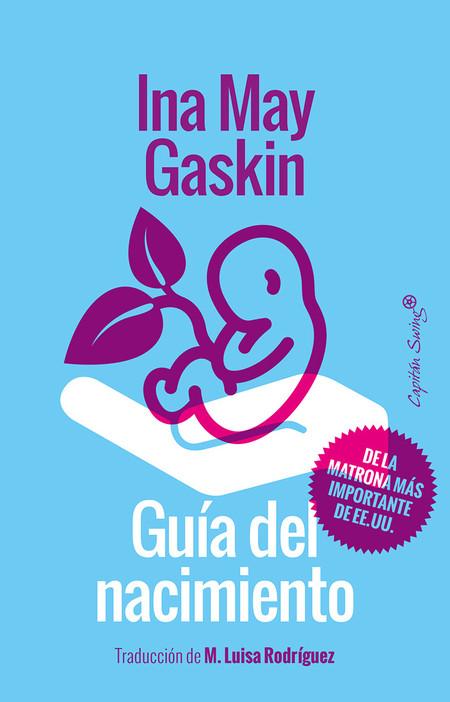 'Guía del nacimiento': el libro que toda embarazada (y su pareja) debería leer