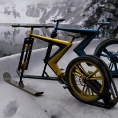 Foto 1 de 7 de la galería sno-bike en Xataka