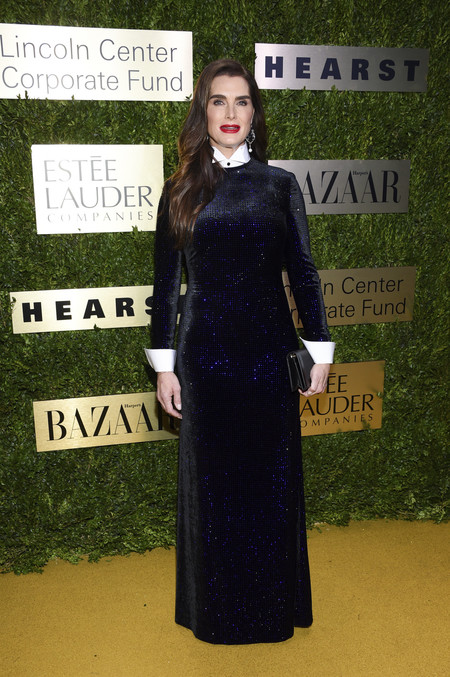 Brooke Shields Lincoln Center Corporate Fund Fashion Gala