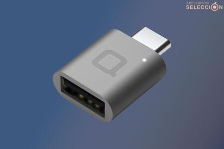 Este adaptador USB-C a USB-A 3.0 para Mac y iPad está rebajado a su precio mínimo histórico: 7,63 euros en Amazon