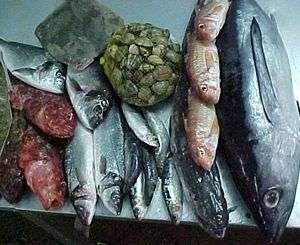 Pescado siempre fresco
