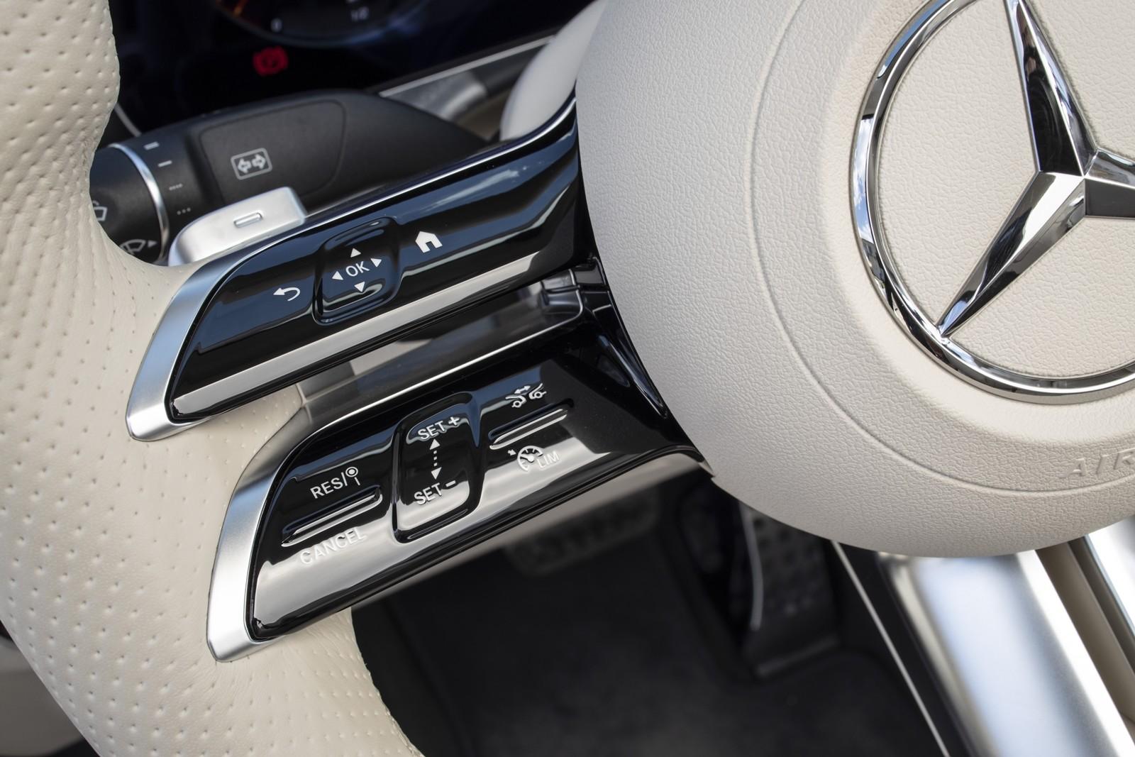 Foto de Mercedes-Benz Clase E 2020, prueba contacto (111/135)