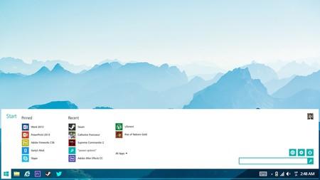 Los 'Live Tiles' no han triunfado: Windows Lite les diría adiós en un nuevo menú de inicio