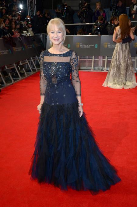Helen Mirren mejor BAFTA 2014