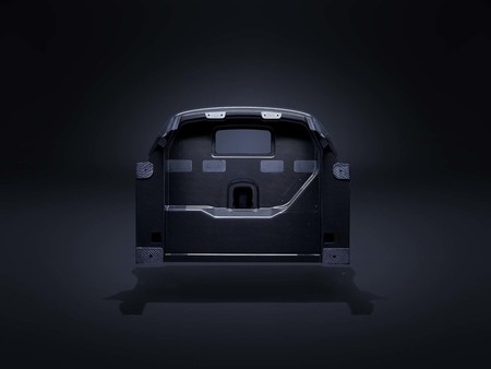 Hennessey Venom F5 Carbon Fiber Chassis 2