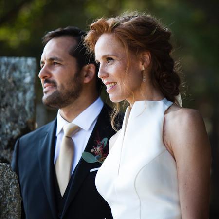 ¡Viva el amor! Todas las fotos de la boda de la actriz María Castro con el bailarín José Manuel Villalba