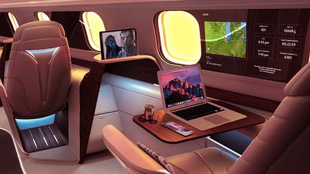 Aura Aerolinea Americana Experiencia Vuelo Jet Cinco Estrellas 7
