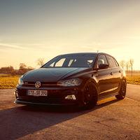 El Volkswagen Polo GTI ahora puede llegar a 320 hp gracias a Siemoneit Racing
