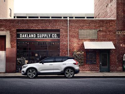 Así es el Volvo XC40, el SUV compacto con car sharing integrado