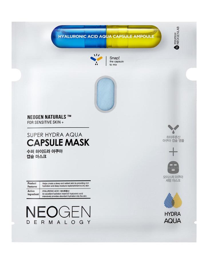 Super Hydra Aqua Capsule Mask  Neogen