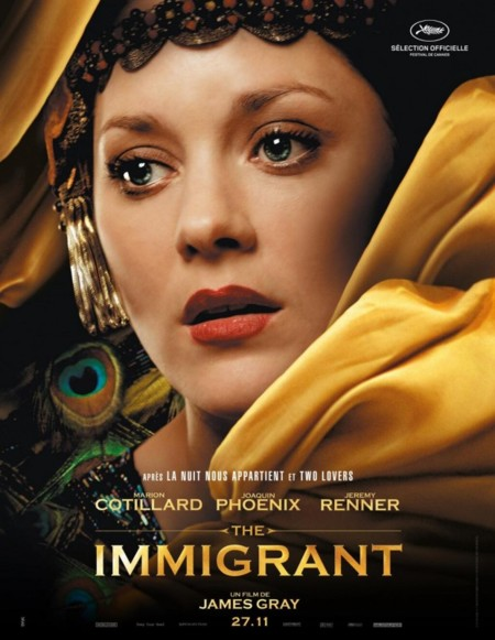 Carteles de 'The Immigrant'