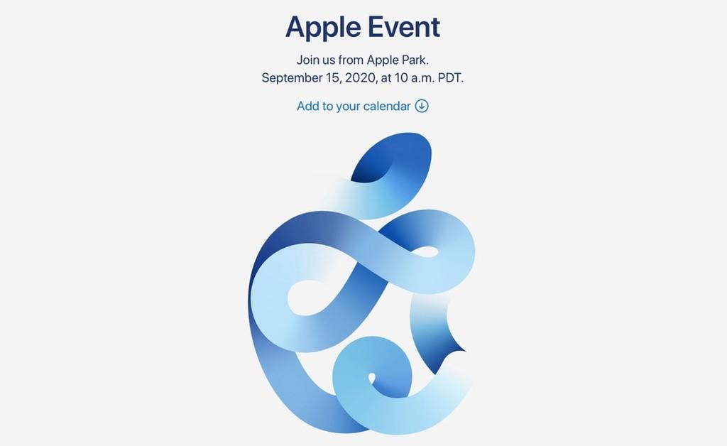 Apple anuncia su evento del iPhone 12 para el 15 de septiembre y en formato online