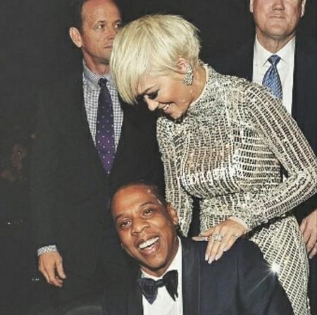 Rita Y Jay Z