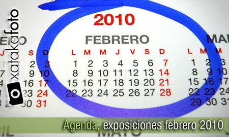 Agenda: exposiciones de fotografía, febrero 2010