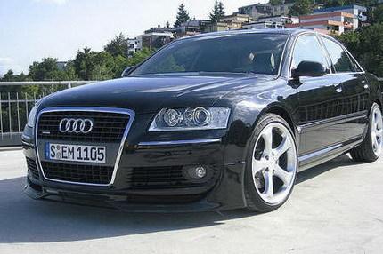 Audi A8 modificado por PPI: una bestia a temer