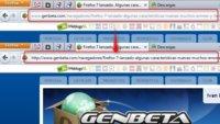 Muestra de nuevo el http y quita el resaltado del dominio en la barra de direcciones de Firefox 7