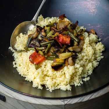 Receta de cuscús con vegetales: el plato bereber que ya se come en todo el mundo