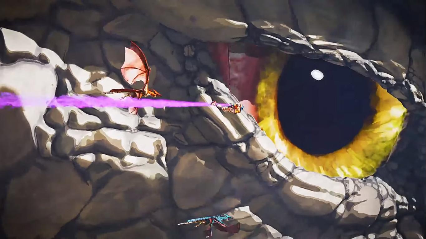 Llegan los dragones a Apex Legends. Y llevan cajas con equipo en sus garras