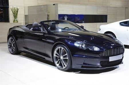 Aston Martin dedica una versión del DBS a su presidente ejecutivo. ¿Por qué?