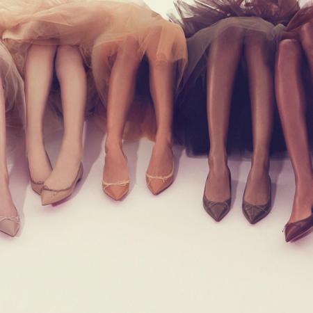 Christian Louboutin o el arte de hacer creer que vas sin zapatos, ¡ver para creer!