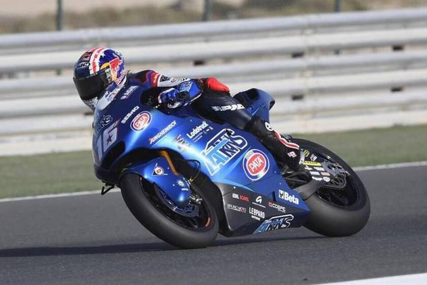 Joe Roberts es el Sam Lowes de Portimao y las KTM siguen a la expectativa en Moto2