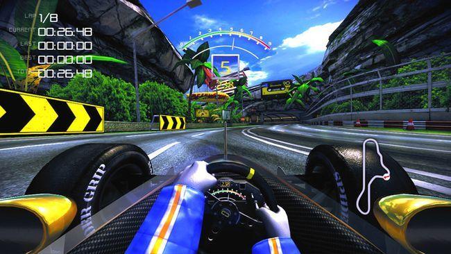 The 90's Arcade Racer