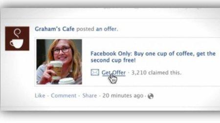 Oferta Facebook Cupon