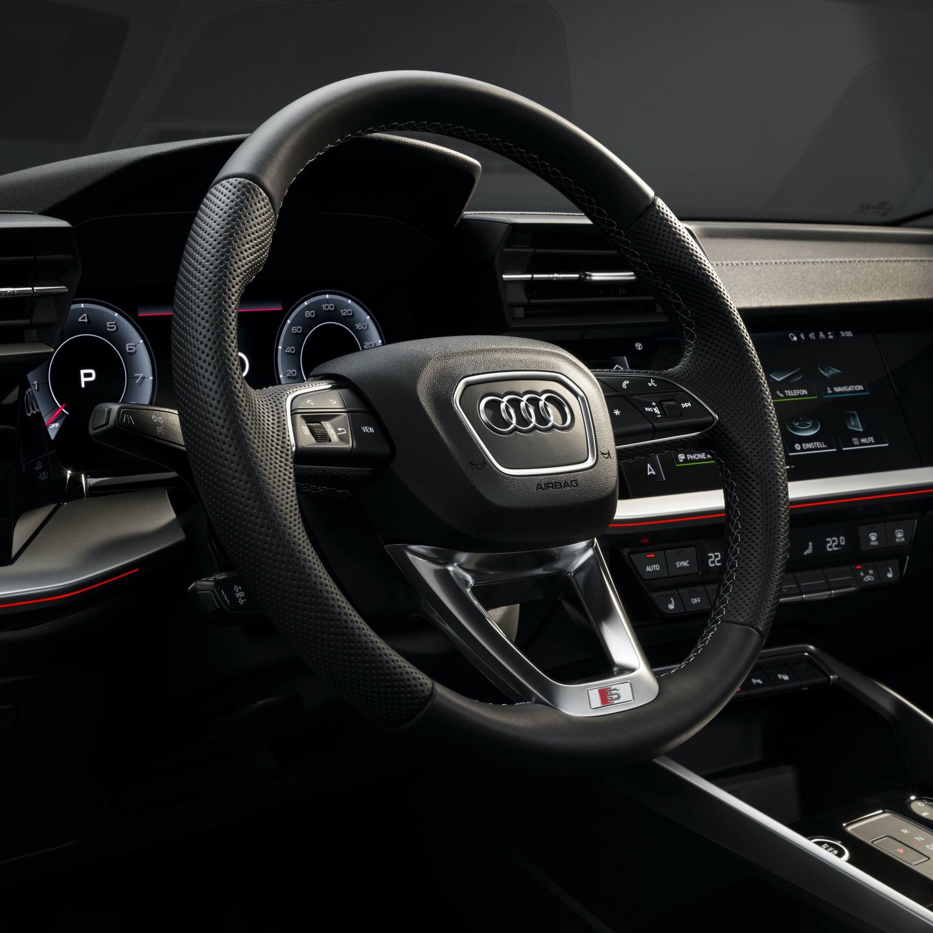 Foto de Audi A3 Sedán 2021 (33/43)