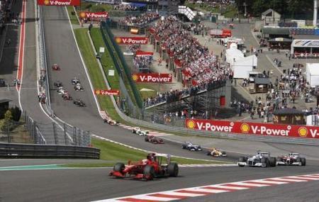 Kimi Raikkonen se reencuentra con la victoria en Spa