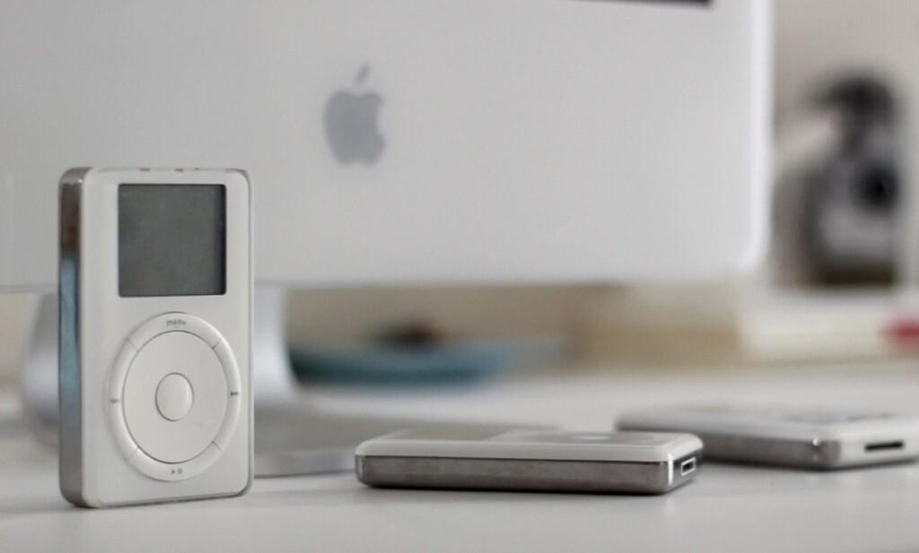 El iPod original pasó de idea a producto terminado en apenas 10 meses