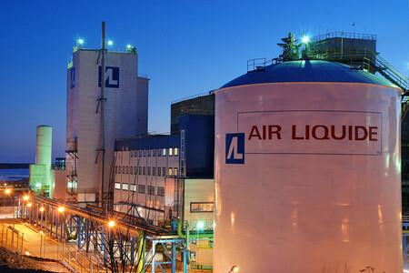 fábrica hidrógeno