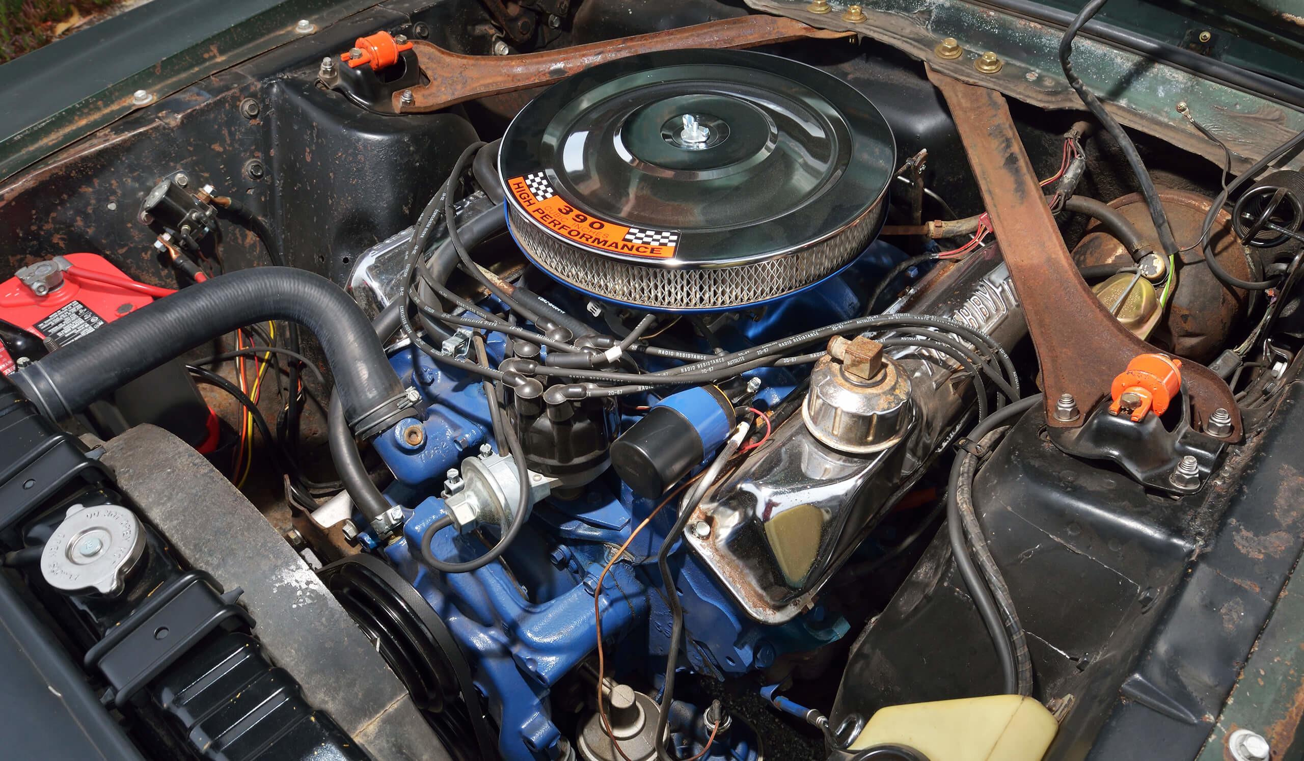 Foto de Ford Mustang Bullitt (5/10)
