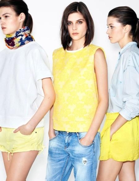 Zara TRF lookbook abril 2013: quizás es lo de siempre, pero visualmente mola