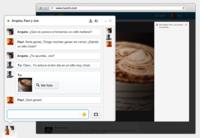 Nuevas funcionalidades en los chats grupales de Tuenti: ahora con imágenes