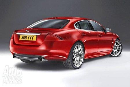 Nuevo Jaguar X-Type