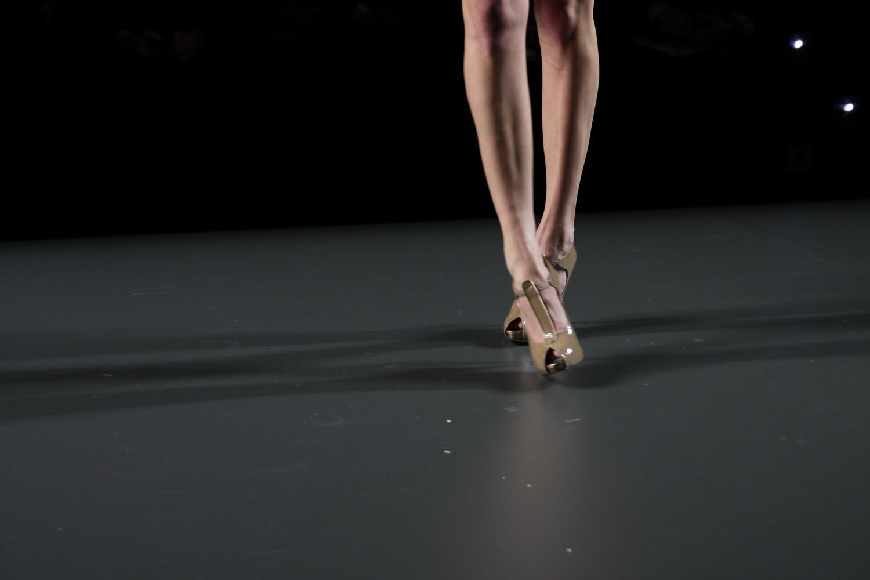 Foto de Alma Aguilar en la Cibeles Madrid Fashion Week Otoño-Invierno 2011/2012 (102/126)