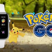 Ya puedes jugar a Pokémon Go en Apple Watch... pero no puedes capturar Pokémon desde ahí